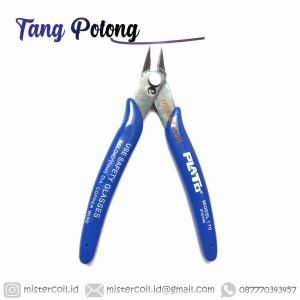Info Tang Potong Plato 5inch Micro Nipper With Soft Spring Katalog.or.id