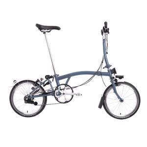Harga sepeda lipat brompton m6l fcb cloud | HARGALOKA.COM