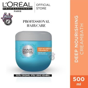 Katalog Loreal Hair Spa 500 Ml Katalog.or.id