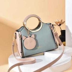 Harga tas fashion import wanita kekinian fashion import terbaru 374   hijau | HARGALOKA.COM