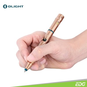 Harga senter pena olight open 2 cu 120lm rechargeable pen light | HARGALOKA.COM