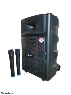Harga speaker aktif portable 12 inch dat dt   1210 ft bluetooth | HARGALOKA.COM