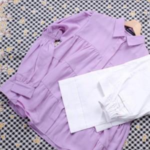 Harga blouse wanita laluna serut tangan balon atasan wanita terbaru   | HARGALOKA.COM