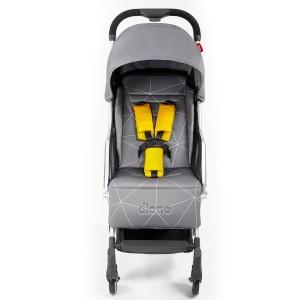 Harga diono traverze travel stroller   grey | HARGALOKA.COM