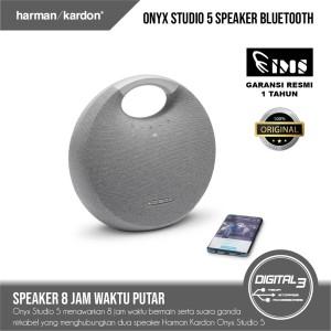 Harga harman kardon onyx studio 5 onyx5 hk bluetooth wireless speaker     HARGALOKA.COM