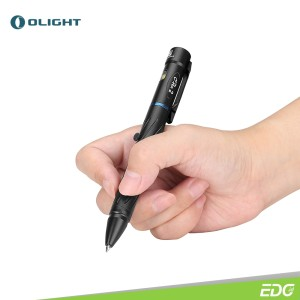 Harga senter pena olight open 2 120lm rechargeable pen light | HARGALOKA.COM