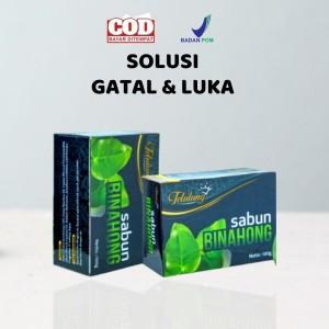 Info Yiganerjing Soap 7gram Sabun Untuk Berbagai Jenis Penyakit Gatal Katalog.or.id