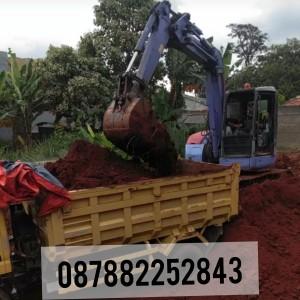 Harga jasa pengiriman tanah merah buat taman | HARGALOKA.COM