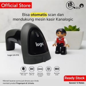 Harga barcode scanner logic ls 31 s   support mesin kasir   otomatis   HARGALOKA.COM