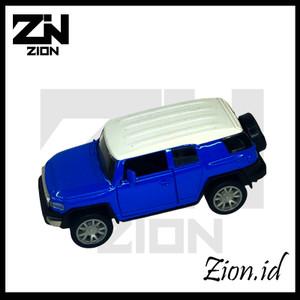 Harga mainan mobil jeep diecast jeep kidscar bahan metal gerak | HARGALOKA.COM