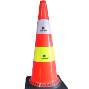 Harga Gojek Traffic Cone 90 Cm Dasar Orange Double Scotlight Kerucut Katalog.or.id