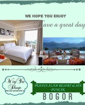 Harga voucher hotel pesona alam resort   HARGALOKA.COM