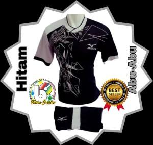 Harga jersey dewasa sepak bola amp futsal mz pb cod dry fit adem   hitam abu | HARGALOKA.COM