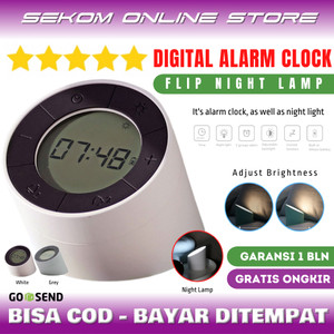 Katalog Lampu Jam Weker Karakter Lampu Tidur Jam Meja Katalog.or.id