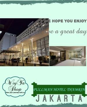 Harga voucher pullman hotel jakarta indonesia   HARGALOKA.COM
