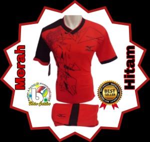Harga cod jersey sepak bola amp futsal dewasa dry fit adem   merah | HARGALOKA.COM