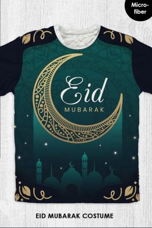 Harga kaos motif lebaran anak dewasa   eid mubarak   HARGALOKA.COM