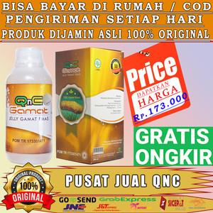 Harga qnc jelly gamat asli 100 original teripang emas jeli gamat gold | HARGALOKA.COM