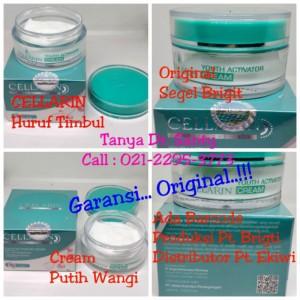 Harga cellarin cream anti aging pemutih wajah 100 | HARGALOKA.COM