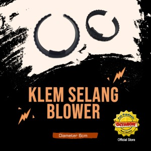 Harga klem selang blower octagon   HARGALOKA.COM