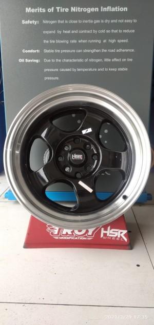 Harga promo harga murah velg mobil hsr brisket ring 16 lebar 7 8 5   HARGALOKA.COM