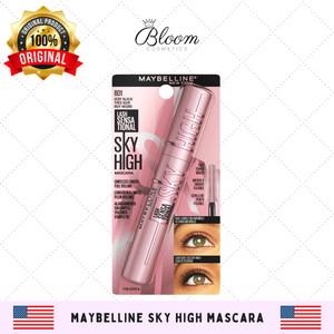 Harga maybelline sky high mascara original usa   very black wb | HARGALOKA.COM