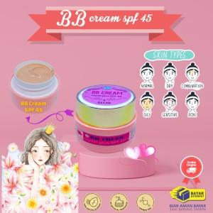 Harga bb cream crystal glowing spf 45 krim | HARGALOKA.COM