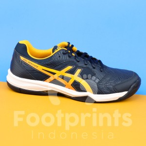 Harga sepatu tenis asics gel dedicate 6 french blue amber tennis shoes | HARGALOKA.COM
