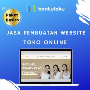 Harga jasa pembuatan website toko online   paket | HARGALOKA.COM
