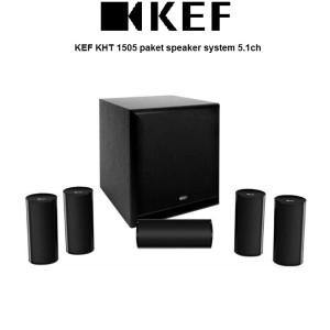 Harga kef kht1505 paket speaker system 5 1 | HARGALOKA.COM