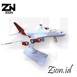 Harga pajangan pesawat miniatir pesawat citilink batik garuda lion air   | HARGALOKA.COM