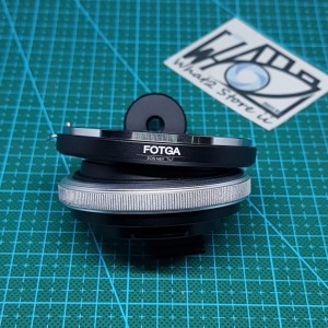 Harga fotga tilt lens adapter lensa canon eos ef to nex sony e   HARGALOKA.COM