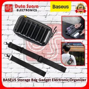 Harga baseus storage bag gadget electronic organizer pouch tas tangan   HARGALOKA.COM