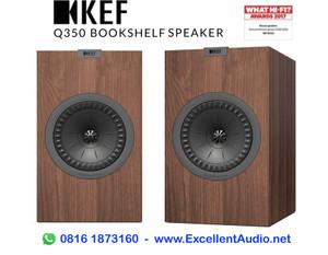 Harga kef q350 pasif stereo bookshelf speaker   | HARGALOKA.COM