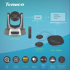 Harga tenveo grup conference system camera ptz amp mic   speaker | HARGALOKA.COM