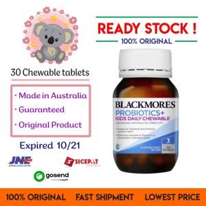 Harga blackmores probiotic kids daily | HARGALOKA.COM