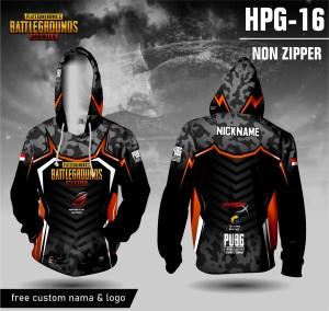 Harga jersey hoodie pubg mobile army baju kaos game lengan panjang   hitam | HARGALOKA.COM
