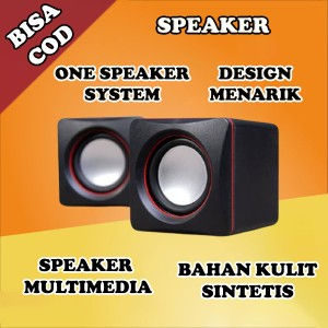 Harga speaker komputer pc pengeras suara laptop loudspeaker laptop | HARGALOKA.COM