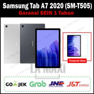 Harga samsung galaxy tab a7 tab a 7 2020 t505 10 4 inch 3 32gb garansi sein   | HARGALOKA.COM