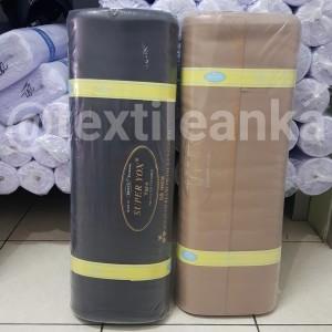 Harga kain rapilo super rapillo super yox seragam pramuka nasional grosir   coklat baju | HARGALOKA.COM