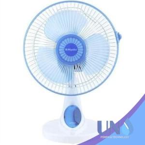 Harga miyako kipas angin meja desk fan 9 inch kad 927 b gb   tanpa | HARGALOKA.COM