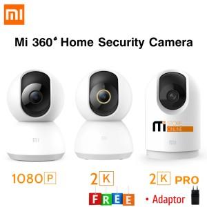 Harga xiaomi mi home security camera 360 1080p english version ip cam   | HARGALOKA.COM
