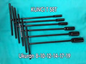 Harga Paket Kunci T Tekiro Full Komplit 7 8 9 10 11 12 13 14 17 19 Katalog.or.id