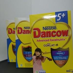 Harga susu dancow 5 plus coklat   HARGALOKA.COM