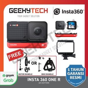 Harga insta360 insta 360 one r 4k edition action camera   garansi | HARGALOKA.COM