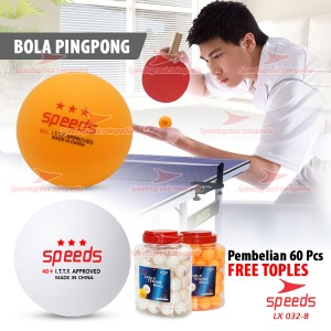 Info Bola Pimpong Blue Shield 101 Bola Tennis Meja Isi 6 Bola Katalog.or.id