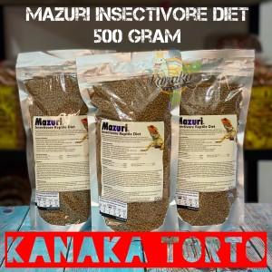 Harga Mazuri Insectivore Reptile Diet 150gr Makanan Bearded Dragon Gecko Katalog.or.id