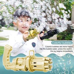 Harga mainan bubble gatling gun automatic   warna   HARGALOKA.COM