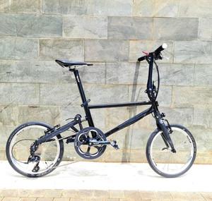 Harga sepeda lipat japan tyrell ive sport   shadow | HARGALOKA.COM