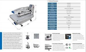 Info Sale Mesin Press Kaos 38 X 38 Cm Teflon Katalog.or.id